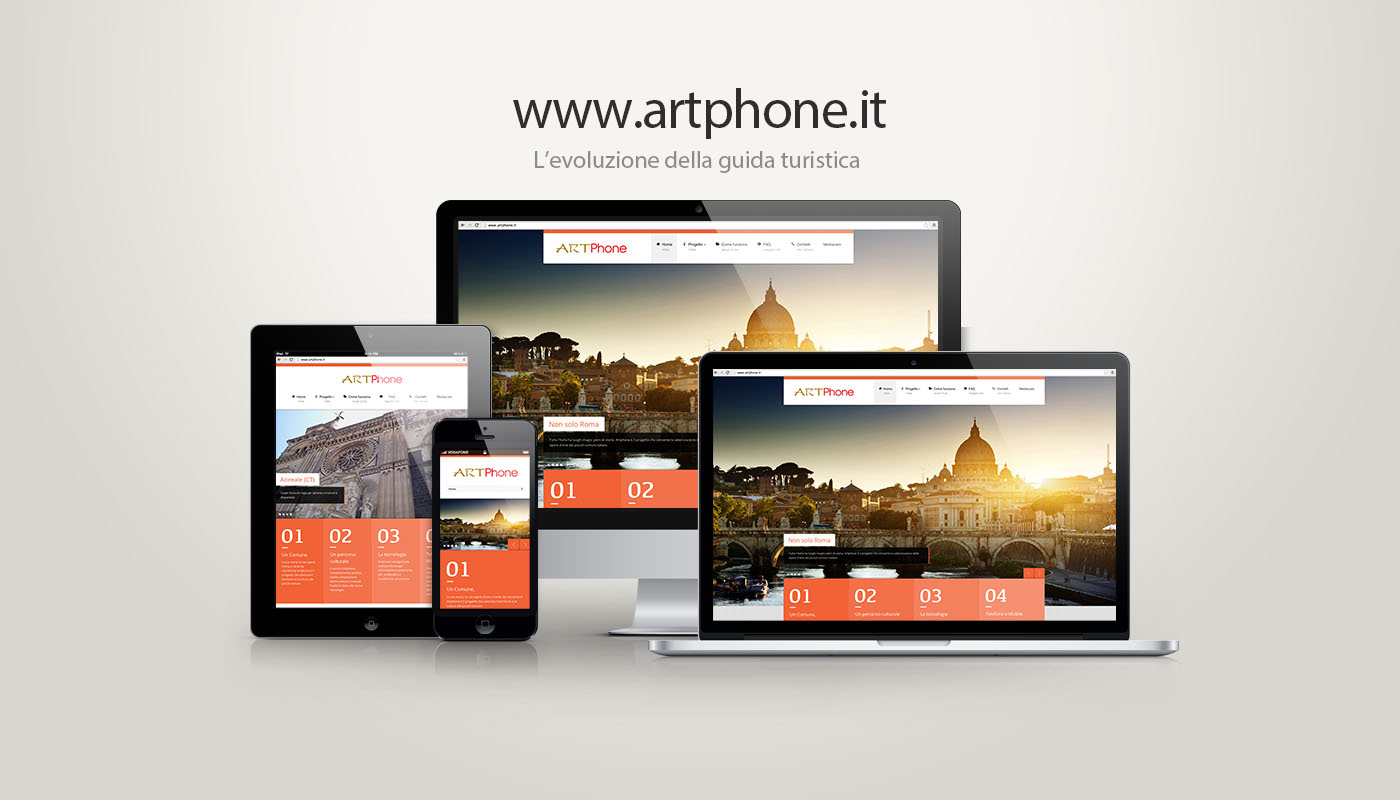 Homepage Artphone.it